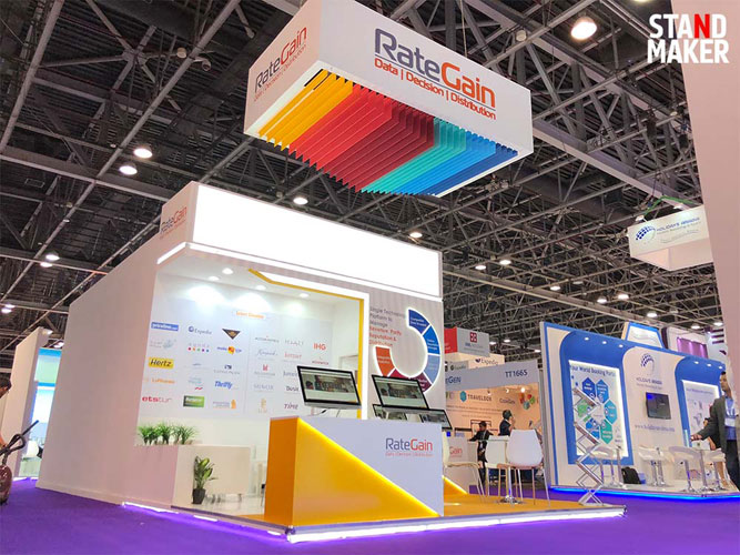 Exhibition Stand Suppliers : Event management stand builders in uae
