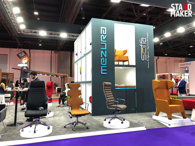 Exhibition Stand Builders In Uae : Event management stand builders in uae